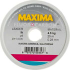Maxima Fluorocarbon Leader Wheel! CHOOSE YOUR SIZE!