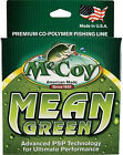 Mccoy Mean Green CoPolymer 125yds! CHOOSE YOUR SIZE!