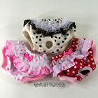 Dog&Cat  Diapers Female Lace Pants for Sanitary Napkin_E702
