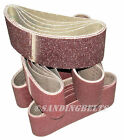 SANDING BELTS 75 X 457 or 75 X 533  40, 60, 80, 120, 180 GRIT 457mm , 533mm 75m
