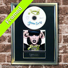 JESSIE J FRAMED Who You Are album AUTOGRAPH CD Reproduction Print A4 Size (5)