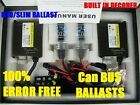 CANBUS PRO HID XENON CONVERSION KIT NO ERROR FREE SLIM BALLAST BULBS 43k 6k 8k