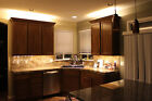Kitchen Cabinet Counter LED Lighting Strip SMD 5050 300 LEDs WARM WHITE + DIMMER