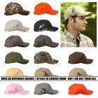DRI DUCK Mens Unisex Outdoor Wildlife Series Hunting Caps Velcro Baseball Hat