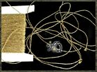 Metallic Braid and Cord, Gold & Silver, for Crafts, Cardmaking, Christmas Decor