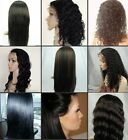 variety styles full lace wigs/ lace front wigs 100% indian remy human hair 14""