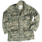 US MILITARY PATROL BDU SHIRT MENS JACKET COMBAT UNIFORM AIRSOFT ACU DIGITAL CAMO