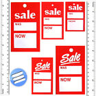 SALE CARDS TAGGING GUN PRICING GUN HANGER SWING TICKETS 2 Styles 3 Sizes