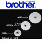 '100% Genuine Brother Sewing Machine Spool Pin Cap Disc Stopper Embroidery Stop