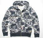 RUSTY FLORAL HOODY (CHARCOAL)