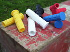 Oury Soft Rubber Handlebar Grips | Choice of White, Black, Red, Yellow or Blue