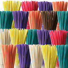 Box of 500 COLOURED, SCENTED INCENSE STICKS - FREE UK P&P