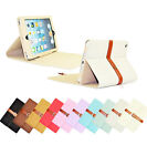 Vintage Leather Belt Clip Cover Case Stand For Apple iPad MINI
