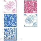 Burleigh Pottery 20 Paper Lunch Napkins You Choose