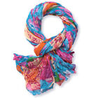 Pikeur Floral Summer Scarf (505) BRAND NEW SUMMER SPECIAL  100% Polyester