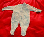 New Baby Care Blue Sleepsuit Sizes Available 3-5 lbs and 8-12 lbs FREE P&P
