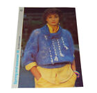 Vintage - Spring and Summer Knitting Patterns Ladies Sweaters, Cardigans