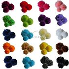 "10 Tissue Paper Pom Poms Wedding Birthday Party Home Decoration Favor 8""/10""/15"""