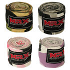 MRX Boxing Hand Wraps Bandages Fist Inner Gloves Muay Thai Pairs, Camo Colors