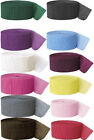 Crepe Paper Streamers Party Decorations 81ftx1.75in Birthday Wedding Baby Shower