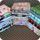 House's and Boy's - Children's Cars and Trucks Fabric FAT QUARTER 100% Cotton.