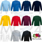 FRUIT OF THE LOOM Pulli Sweatshirt Pullover Sweat Gr S M L XL XXL 3XL SALE