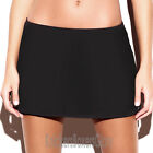 Panache Swimwear Holly Skirted Bikini Brief/Bottoms Black SW0627 NEW Select Size