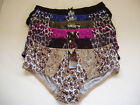 Lot 6 Womens Plus Size Boyshort Panties Underwear 2XL 3XL 4XL #P7035