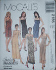 McCalls 2185 Misses Dress in Two Lengths size options