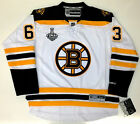 BRAD MARCHAND 2013 BOSTON BRUINS STANLEY CUP RBK PREMIER WHITE JERSEY