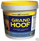 GRAND MEADOWS Grand Hoof - New Dimension in Horse Hoof Supplement- 5lb,10lb,25lb