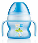 MAM Starter Cup 150ml (4+ Months) - Available In Blue,  Pink Or Green