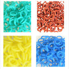 200pcs New Arrival Colorful Tattoo Machine Accessory Spring Rubber O--Ring