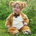 Babies Boys Girls Toddler Baby Teddy Bear Fancy Dress Up Costume Outfit