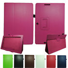 PU Leather Stand Cover Case For Asus MeMO Pad Smart 10 ME301T ME301 Tablet PC