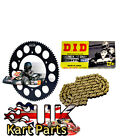 KART 104 Link DID 219 Chain and 219 Talon Premium Sprocket Offer FREE POSTAGE