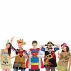 Emergency Outfits - 5 Instant Disposable Fancy Dress-Up Party Costumes