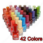 8ML Quick-dry Non-toxic Fragrant Nail Polish Pure Varnish Enamel for Women B41U
