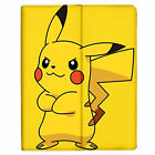 NEW Pokemon Pikachu Yellow Cute Apple iPad 2 Cover Flip Case 7 Hot Design