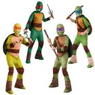 Teenage Mutant Ninja Turtle Costume Kids TMNT Halloween Fancy Dress