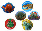 Dinosaur Cupboard Cabinet Door Drawer Knob handle T-Rex Stegosaurus Triceratops