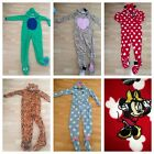 Boys/girls Kids All In One Pyjamas Onesie Fancy Dress Party Primark