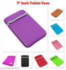 7 Inch Neoprene Case Cover Pouch Bag for 7 inch Tablet PC MID PAD APAD EPAD