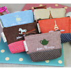 New Portable 5 Option Design Small Coin Wallet Clutch Bag Purse Key Pouch Packet