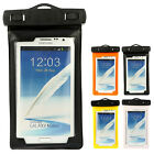 Swim Diving Drift Waterproof Case Cover Pouch For Samsung Galaxy S3 S4 Note 2 II