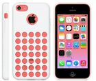 Apple iPhone 5C Soft Silicon TPU Skin Cover Case w 2x Screen Protector [LOT] USA