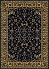 Persian Oriental Traditional Floral Area Rugs 953 Blue -RDC 2042AQ0
