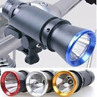 5w LED Bike Bicycle Rear Front Head Light Lamp Torch Blue red sliver and golden