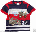 BOYS ROUGH TERRAIN T-SHIRT AGE 18-24 MONTHS