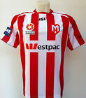 Melbourne Heart City Official Home Jersey BNWT A-League